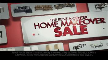 Rent-A-Center Home Makeover Sale TV Spot - Thumbnail 6