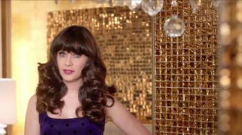 Pantene Volume TV Spot Featuring Zooey Deschanel - Thumbnail 4
