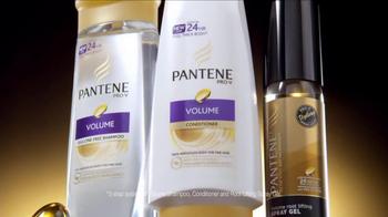 Pantene Volume TV Spot Featuring Zooey Deschanel - Thumbnail 5