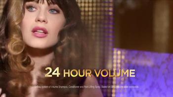 Pantene Volume TV Spot Featuring Zooey Deschanel - Thumbnail 9