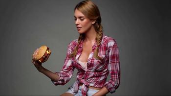 Carl's Jr. Western Bacon Cheeseburger TV Spot - Thumbnail 1