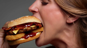 Carl's Jr. Western Bacon Cheeseburger TV Spot - Thumbnail 5