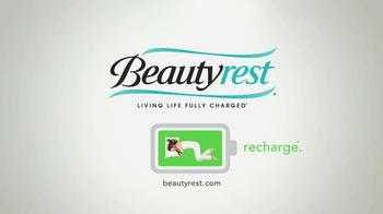 Beautyrest Recharge Mattress TV Spot, 'Free Box Spring' - Thumbnail 10
