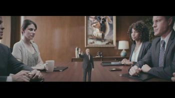 2014 Ford Fusion Hybrid TV Spot, 'Large or in Charge' - 386 commercial airings