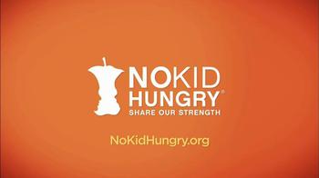 No Kid Hungry TV Spot, 'Go Orange' - Thumbnail 10