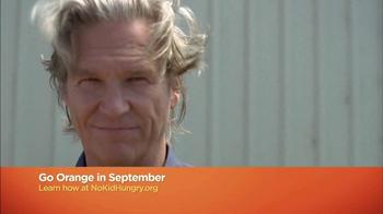 No Kid Hungry TV Spot, 'Go Orange' - Thumbnail 6