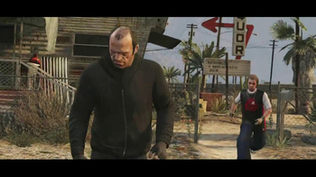 Grand Theft Auto V TV Spot, 'Pool' Song by Chain Gang of 1974 - Thumbnail 3