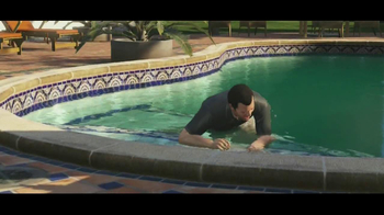 Grand Theft Auto V TV Spot, 'Pool' Song by Chain Gang of 1974 - Thumbnail 9