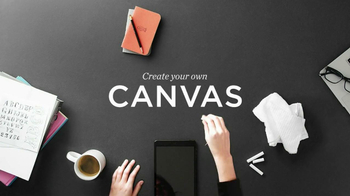 Squarespace TV Spot, 'Create Your Own Space' - Thumbnail 7