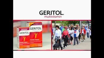 Geritol TV Spot - Thumbnail 1