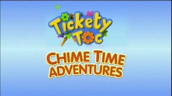 Tickety Tock Chime Time Adventures DVD TV Spot - Thumbnail 10