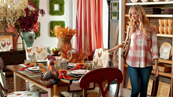 Pier 1 Imports TV Spot, 'Ruffling Feathers' - 1181 commercial airings