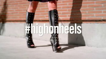Shoedazzle.com TV Spot, 'High on Heels' Song by Karmin