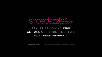 Shoedazzle.com TV Spot, 'High on Heels' Song by Karmin - Thumbnail 10