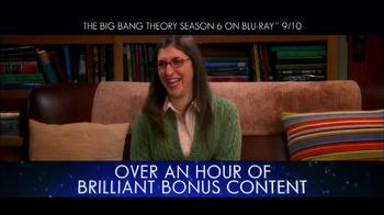 Big Bang Theory Season 6 Blu-ray Combo Pack TV Spot - Thumbnail 5