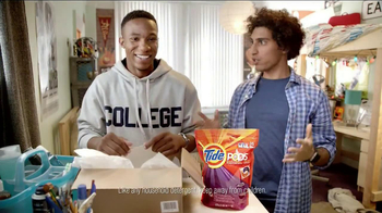 Tide Pods TV Spot, 'Care Package' - 252 commercial airings