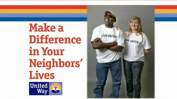 United Way TV Spot, 'Help Local People' - Thumbnail 10