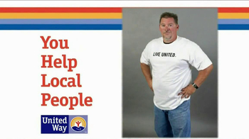 United Way TV Spot, 'Help Local People' - Thumbnail 2