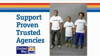 United Way TV Spot, 'Help Local People' - Thumbnail 4