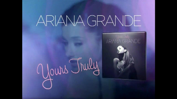 Ariana Grande Yours Truly TV Spot