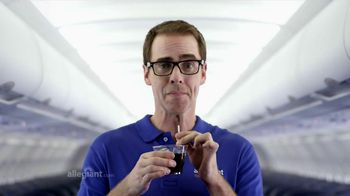 Allegiant TV Spot, 'Free Sodas'