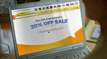 Choice Hotels TV Spot, '30% Off Sale' - Thumbnail 6