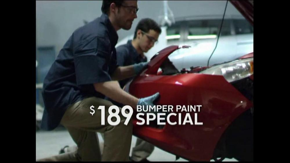Maaco Bumper Paint Special TV Commercial, 'Fall'