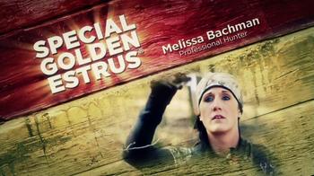 Wildlife Research Center Golden Estrus TV Spot, Feat. Melissa Bauchman - Thumbnail 2
