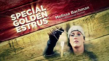 Wildlife Research Center Golden Estrus TV Spot, Feat. Melissa Bauchman - Thumbnail 3