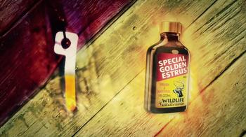 Wildlife Research Center Golden Estrus TV Spot, Feat. Melissa Bauchman - Thumbnail 4