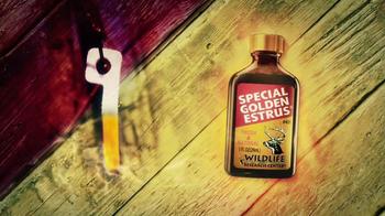Wildlife Research Center Golden Estrus TV Spot, Feat. Melissa Bauchman - Thumbnail 5