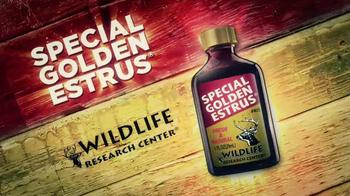 Wildlife Research Center Golden Estrus TV Spot, Feat. Melissa Bauchman - Thumbnail 9