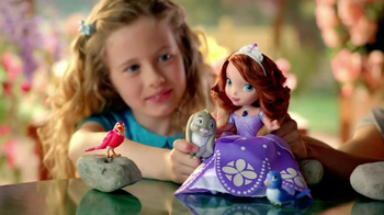 Sofia the First TV Spot, 'Talking Sofia and Animal Friends' - Thumbnail 1
