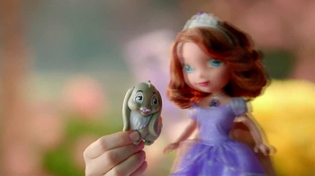 Sofia the First TV Spot, 'Talking Sofia and Animal Friends' - Thumbnail 10