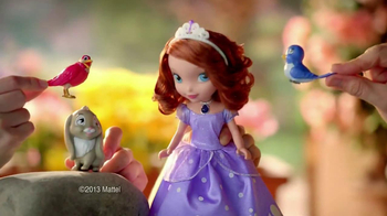 Sofia the First TV Spot, 'Talking Sofia and Animal Friends' - Thumbnail 3