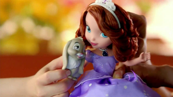 Sofia the First TV Spot, 'Talking Sofia and Animal Friends' - Thumbnail 4