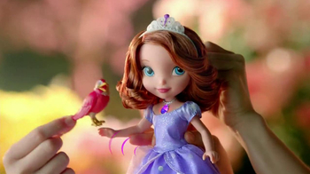 Sofia the First TV Spot, 'Talking Sofia and Animal Friends' - Thumbnail 6