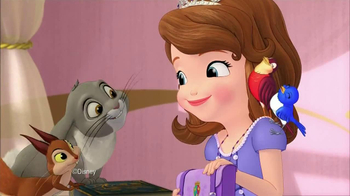 Sofia the First TV Spot, 'Talking Sofia and Animal Friends' - Thumbnail 7
