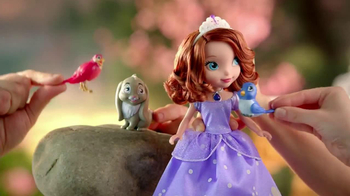 Sofia the First TV Spot, 'Talking Sofia and Animal Friends' - Thumbnail 8