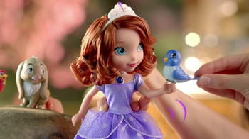 Sofia the First TV Spot, 'Talking Sofia and Animal Friends' - Thumbnail 9