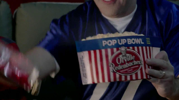 Orville Redenbacher's Pop Up Bowl TV Spot, 'Orville Moment' - Thumbnail 9