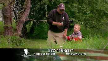Wounded Warrior Project TV Spot, 'PTSD' - 17 commercial airings