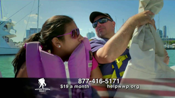 Wounded Warrior Project TV Spot, 'PTSD' - Thumbnail 7