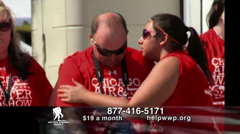 Wounded Warrior Project TV Spot, 'PTSD' - Thumbnail 8