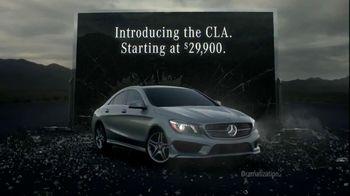 Mercedes-Benz CLA TV Spot, 'Breakthroughs'