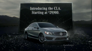 Mercedes-Benz CLA TV Spot, 'Breakthroughs' - 2730 commercial airings