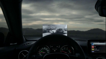 Mercedes-Benz CLA TV Spot, 'Breakthroughs' - Thumbnail 3