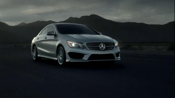Mercedes-Benz CLA TV Spot, 'Breakthroughs' - Thumbnail 7