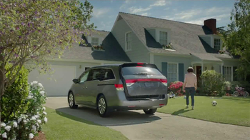 Honda Odyssey TV Spot, 'It's Here' - Thumbnail 10