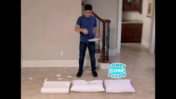 Comfy Core Pillow TV Spot - Thumbnail 7